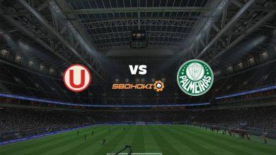Photo of Live Streaming  Universitario vs Palmeiras 22 April 2021