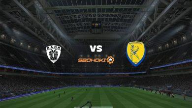 Photo of Live Streaming  PAOK Salonika vs Panathinaikos 25 April 2021