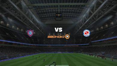 Photo of Live Streaming  San Lorenzo vs Argentinos Juniors 17 April 2021