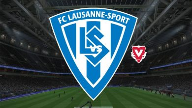 Photo of Live Streaming  Lausanne Sports vs FC Vaduz 18 April 2021