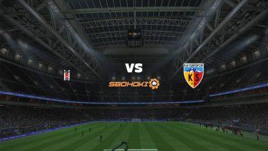 Photo of Live Streaming  Besiktas vs Kayserispor 23 April 2021