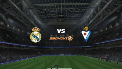 Photo of Live Streaming  Real Madrid vs Eibar 3 April 2021