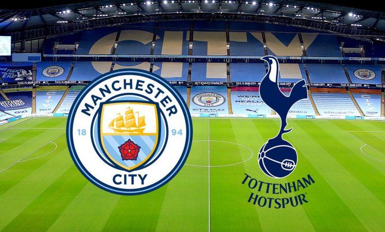 Prediksi Bola Manchester City vs Tottenham 1