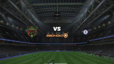 Photo of Live Streaming  FC Juarez vs Cruz Azul 3 April 2021
