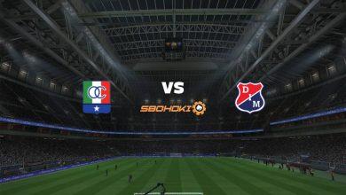 Photo of Live Streaming  Once Caldas vs Independiente Medellín 18 April 2021