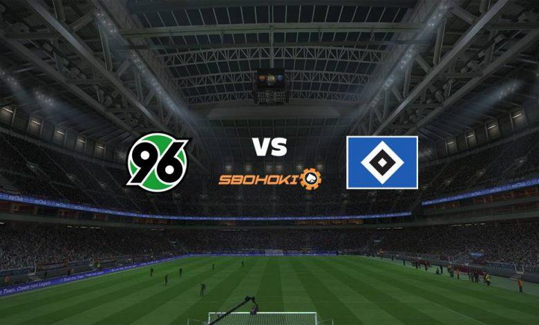 Live Streaming  Hannover 96 vs Hamburg SV 4 April 2021 1