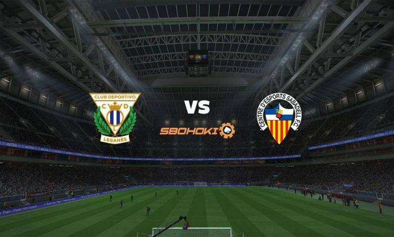 Live Streaming  Leganés vs CD Sabadell 4 April 2021 1