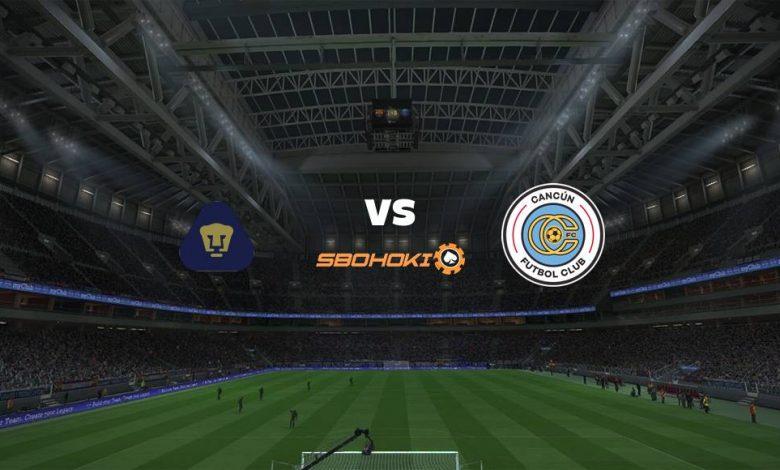 Live Streaming  Pumas Tabasco vs Cancún FC 15 April 2021 1