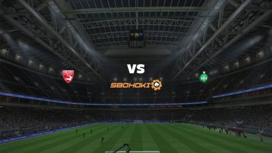 Photo of Live Streaming  Nimes vs St Etienne 4 April 2021