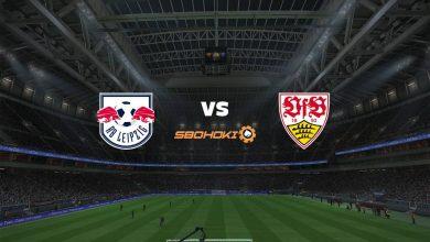 Photo of Live Streaming  RB Leipzig vs Stuttgart 25 April 2021