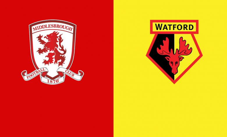 Prediksi Middlesbrough vs Watford Senin 5 April 2021 1
