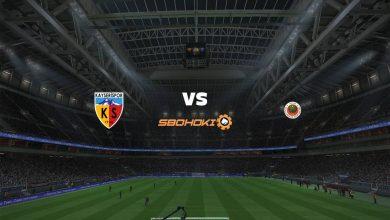 Photo of Live Streaming  Kayserispor vs Genclerbirligi 20 April 2021