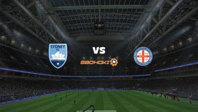 Photo of Live Streaming  Sydney FC vs Melbourne City FC 10 April 2021