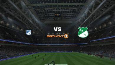 Photo of Live Streaming  Millonarios vs Deportivo Cali 18 April 2021