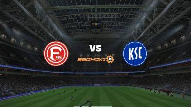 Photo of Live Streaming  Fortuna Düsseldorf vs Karlsruher SC 10 April 2021