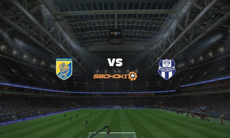 Live Streaming  Panetolikos vs Apollon Smyrni 17 April 2021 1