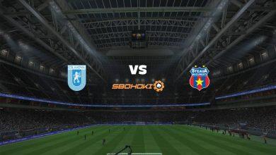Photo of Live Streaming  Universitatea Craiova vs FCSB 27 April 2021