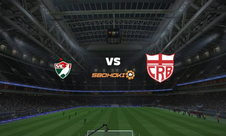 Live Streaming  Salgueiro vs CRB 4 April 2021 1