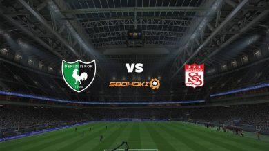 Photo of Live Streaming  Denizlispor vs Sivasspor 24 April 2021