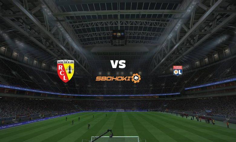 Live Streaming  Lens vs Lyon 3 April 2021 1
