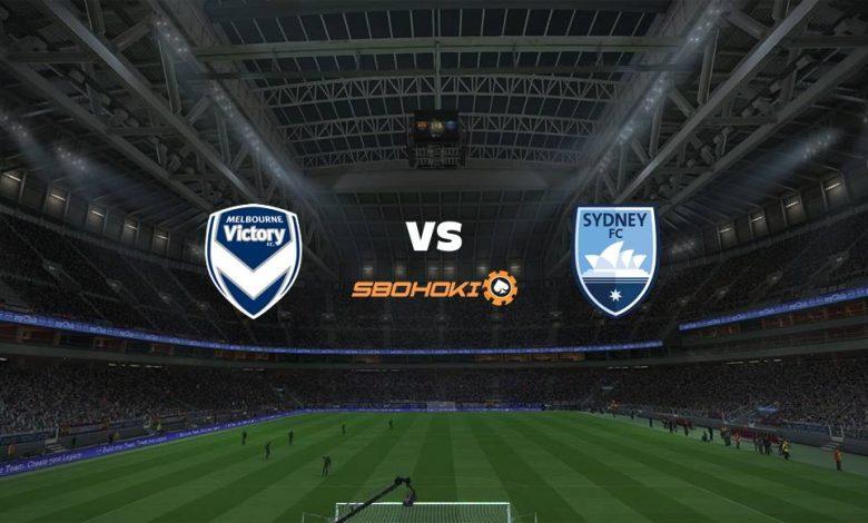 Live Streaming  Melbourne Victory vs Sydney FC 4 April 2021 1