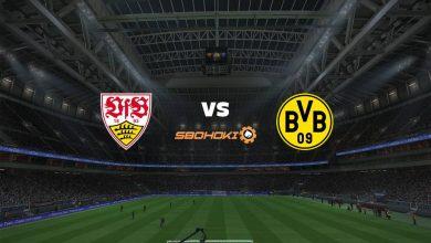 Photo of Live Streaming  Stuttgart vs Borussia Dortmund 10 April 2021
