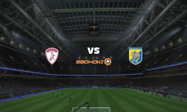 Live Streaming  Larissa FC vs Panetolikos 3 April 2021 1