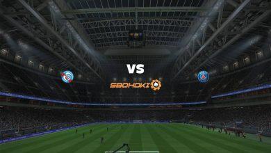 Photo of Live Streaming  Strasbourg vs Paris Saint-Germain 10 April 2021