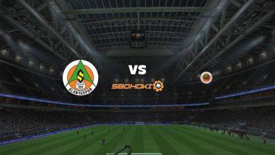 Photo of Live Streaming  Alanyaspor vs Genclerbirligi 4 April 2021