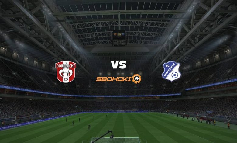 Live Streaming  FC Dordrecht vs FC Eindhoven 5 April 2021 1