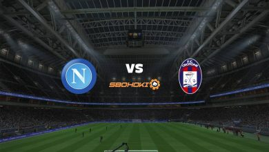 Photo of Live Streaming  Napoli vs Crotone 3 April 2021