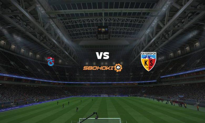 Live Streaming  Trabzonspor vs Kayserispor 6 April 2021 1