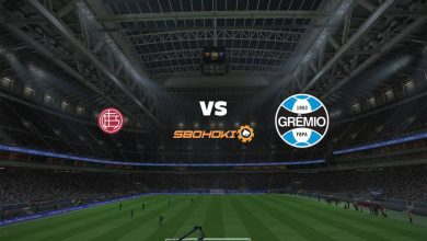 Photo of Live Streaming  Lanús vs Grêmio 30 April 2021