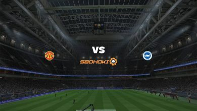 Photo of Live Streaming  Manchester United vs Brighton and Hove Albion 4 April 2021