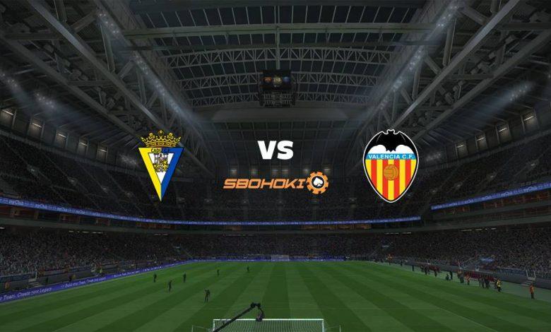 Live Streaming  Cádiz vs Valencia 4 April 2021 1