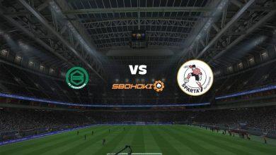 Photo of Live Streaming  FC Groningen vs Sparta Rotterdam 2 Mei 2021