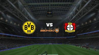 Photo of Live Streaming  Borussia Dortmund vs Bayer Leverkusen 22 Mei 2021