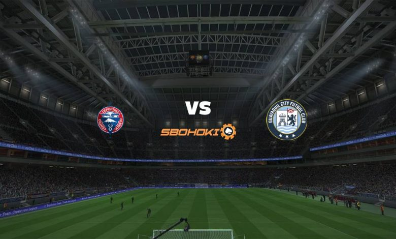 Live Streaming  Olmedo vs Guayaquil City FC 4 Mei 2021 1