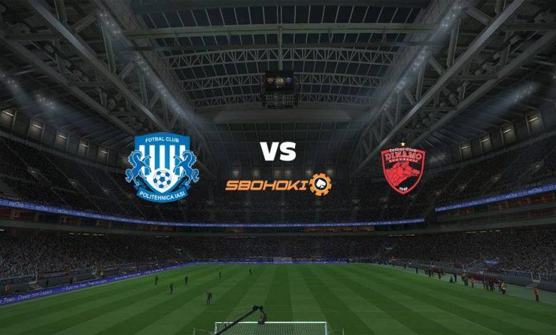 Live Streaming  CSMS Iasi vs Dinamo Bucuresti 5 Mei 2021 1