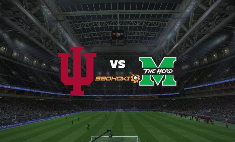 Live Streaming  Indiana vs Marshall 18 Mei 2021 1