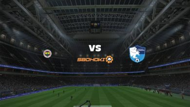 Photo of Live Streaming  Fenerbahce vs Erzurum BB 3 Mei 2021