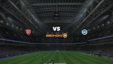 Photo of Live Streaming  Arsenal vs Brighton and Hove Albion 23 Mei 2021
