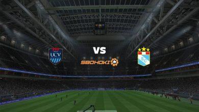 Photo of Live Streaming  César Vallejo vs Sporting Cristal 22 Mei 2021