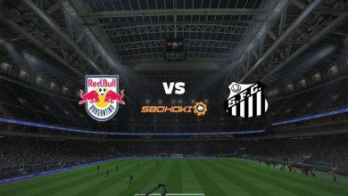 Photo of Live Streaming  Red Bull Bragantino vs Santos 1 Mei 2021