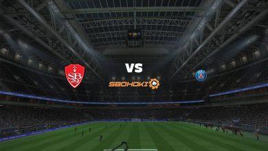 Photo of Live Streaming  Brest vs Paris Saint-Germain 23 Mei 2021