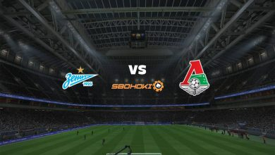 Photo of Live Streaming  Zenit St Petersburg vs Lokomotiv Moscow 2 Mei 2021