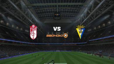Photo of Live Streaming  Granada vs Cádiz 2 Mei 2021