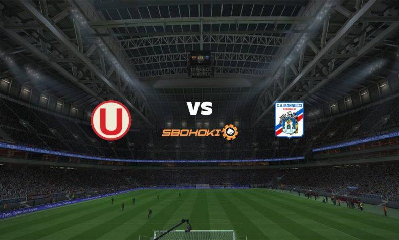 Live Streaming  Universitario vs Carlos A. Mannucci 19 Mei 2021 1