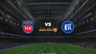 Photo of Live Streaming  1. FC Heidenheim vs Karlsruher SC 23 Mei 2021
