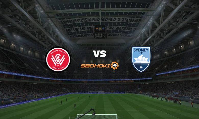 Live Streaming  Western Sydney Wanderers vs Sydney FC 1 Mei 2021 1